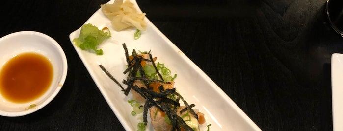 Japonessa Sushi Cocina is one of Tempat yang Disukai Daniel.