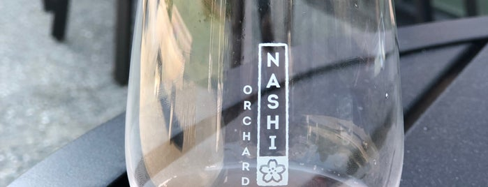 Nashi Orchards Tasting Room is one of Vachon Spots.