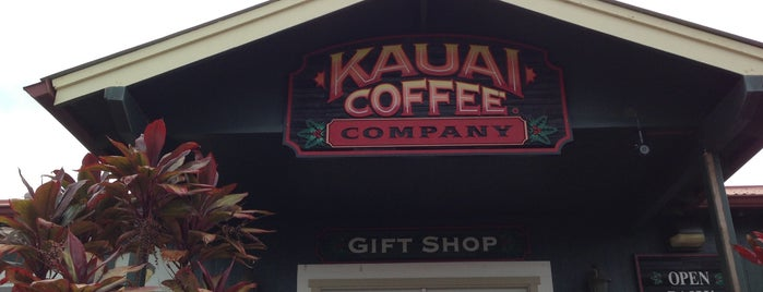 Kauai Coffee Plantation is one of Kauai Exploring.