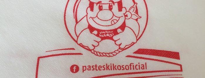 Pastes Kiko's is one of Tempat yang Disukai Mariela.