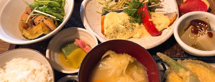 Ouchi Gohan Kokoraya is one of Kyoto Casual Dining.