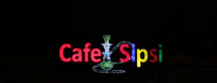 Cafe Sipsi is one of Locais curtidos por Gizem Nur.