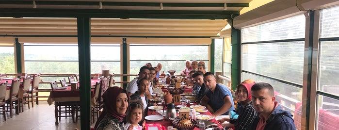 Yakamanastır Atik Yayla Restaurant is one of Omur Akkor.