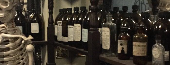Evans & Peel Pharmacy is one of Drink London.