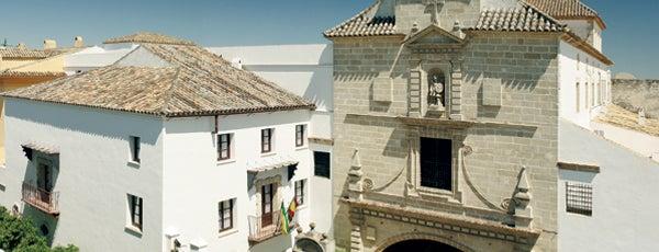 Hotel Monasterio San Miguel is one of Posti che sono piaciuti a Fatih.