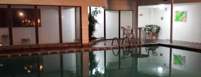 Hotel International is one of Maa'nın Beğendiği Mekanlar.