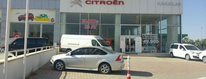 Citroën Malatya is one of Hasan : понравившиеся места.