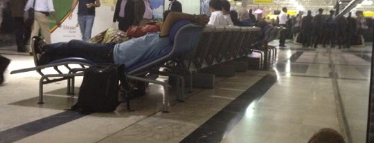Addis Ababa Bole International Airport (ADD) is one of Free WiFi Airports 2.
