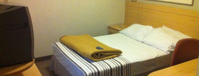 Monreale Hotel Guarulhos is one of Tempat yang Disukai Primo.