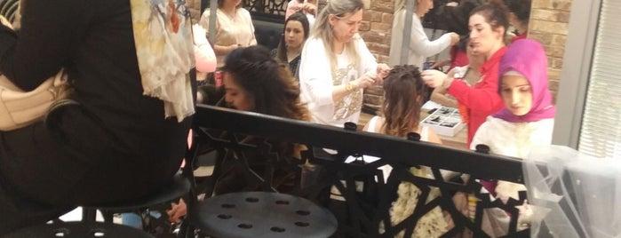 gaye hairdresser is one of AfraAs'ın Beğendiği Mekanlar.