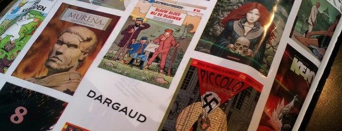 Stripboekhandel De Noorman is one of Orte, die Kevin gefallen.