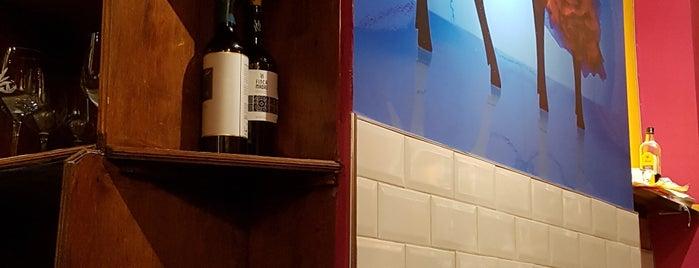 Capote y Toros is one of Food & Drink.