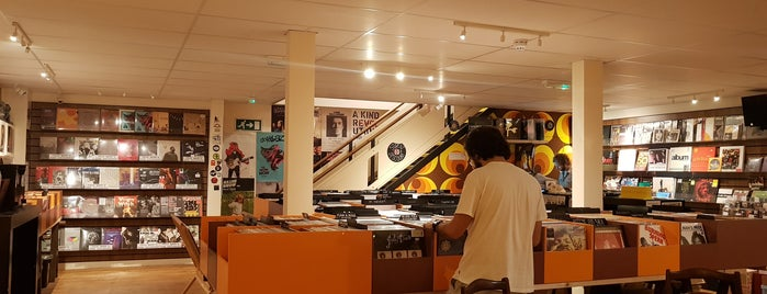 Relevant Record Café is one of 111 Cambridge places.