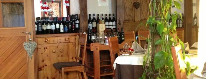 Hostellerie de l'Atelier is one of Ricette Vegetariane D'Italia.