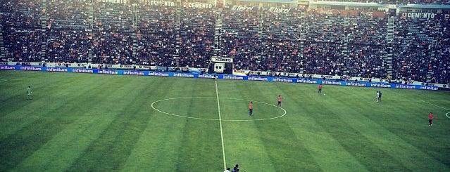 Estadio Azul is one of PROXIMAMENTE.