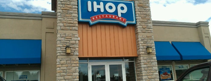 IHOP is one of Lugares favoritos de Anthony & Katie.