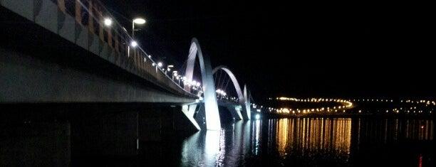 Ponte JK is one of BSB.