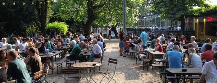 Stadtgarten is one of Torsten 님이 좋아한 장소.