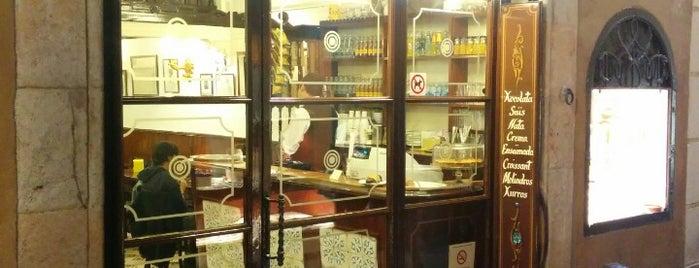 Dulcinea is one of Sweets Barcelona.