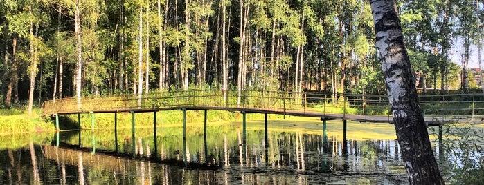 Парк is one of Yulia 🐾 : понравившиеся места.