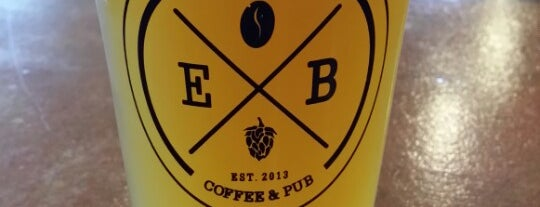 EB Coffee & Pub is one of Michigan Breweries.