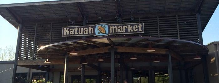 Katuah Market is one of Andrea'nın Beğendiği Mekanlar.
