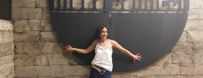 Moda Sahnesi is one of En Sevdigim Mekanlar.