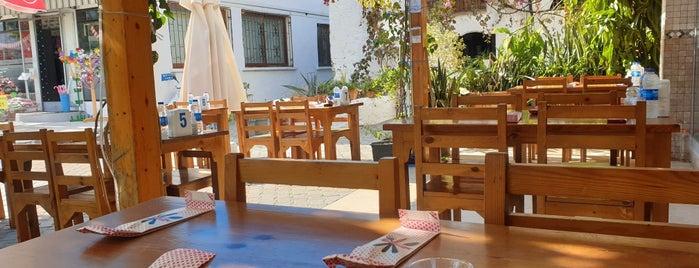 Ortakent Lokantası: Ev Yemekleri is one of สถานที่ที่ Pınar ถูกใจ.