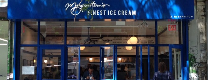 Morgenstern's Finest Ice Cream is one of Eat This Now: December 2016.