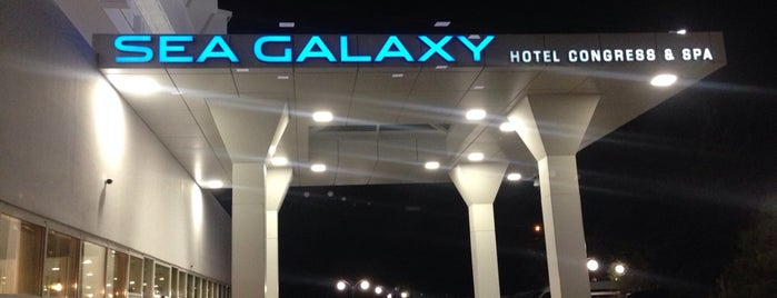 Sea Galaxy Hotel is one of Orte, die Katerina gefallen.