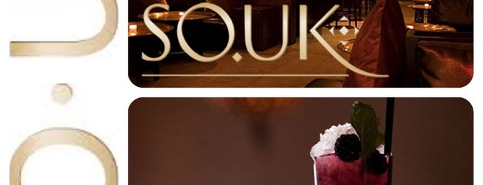 Souk is one of Bars in London.