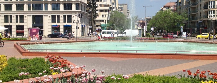 Фонтан Южен парк (South Park Fountain) is one of TrySofia.
