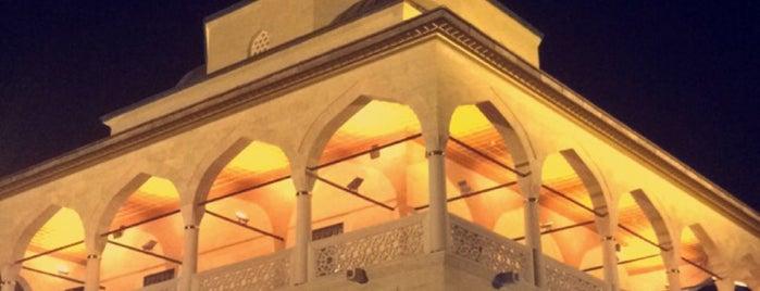 Hacı Hafız Yusuf Yılmaz Camii is one of Orte, die Sevinç gefallen.