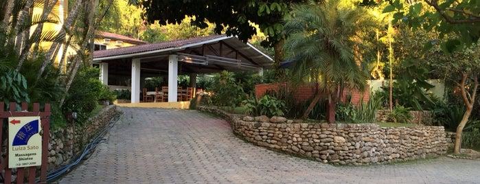 Canoa Pousada e Restaurante is one of Locais curtidos por Gustavo H..