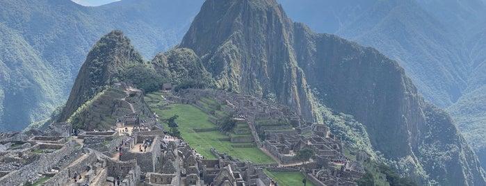 Montaña Machupicchu is one of Ross : понравившиеся места.