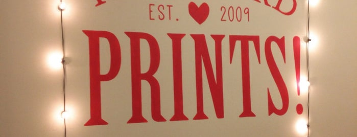 Hartford Prints! is one of Locais curtidos por Nick.