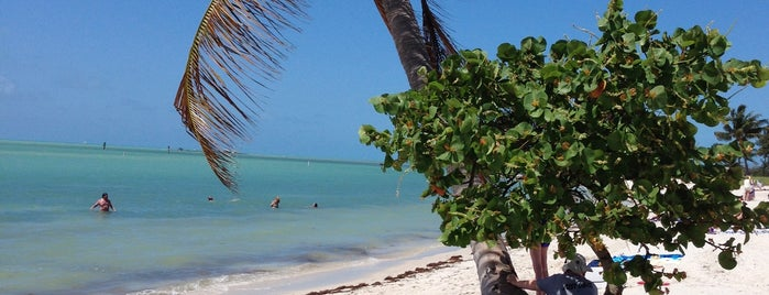 Sombrero Beach is one of USA Key West.