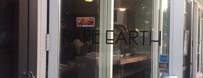 Rare Earth is one of New York.
