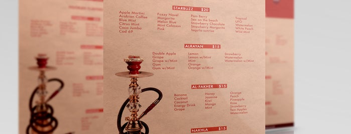 Lalibela Cafe & Hookah Lounge is one of Try These Places. .........