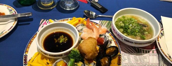 Mandarin Restaurant is one of Posti che sono piaciuti a Melissa.