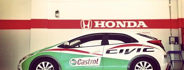 Honda Motor RUS is one of Офисы, в которых можно подписаться на фрукты (ч.2).