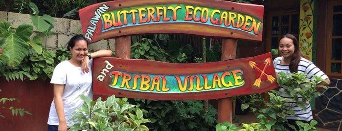 Butterfly Garden is one of Filipinler-Manila ve Palawan Gezilecek Yerler.
