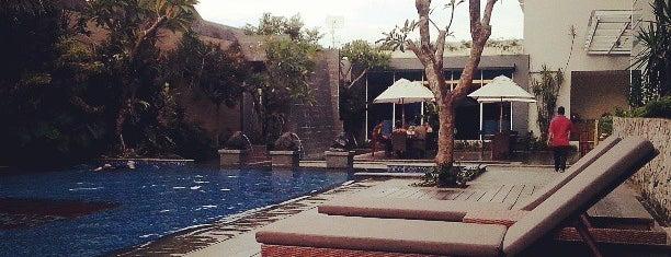 Emersia Hotel & Resort is one of Tempat yang Disimpan Ajenkk.