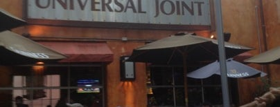 Universal Joint is one of Bars I've been to.