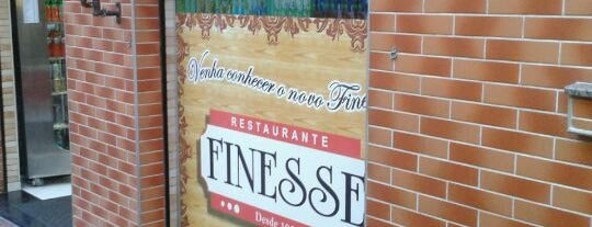 Restaurante Finesse is one of Sao paulo.