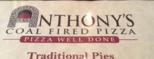 Anthony's Coal Fired Pizza is one of Florida.