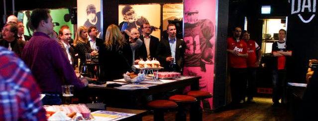 Sports Bar Casino Helsinki is one of Royal Ravintolat.
