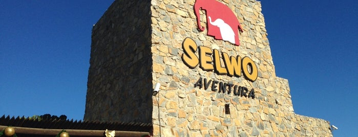 Selwo Aventura is one of Malaga, Spain.
