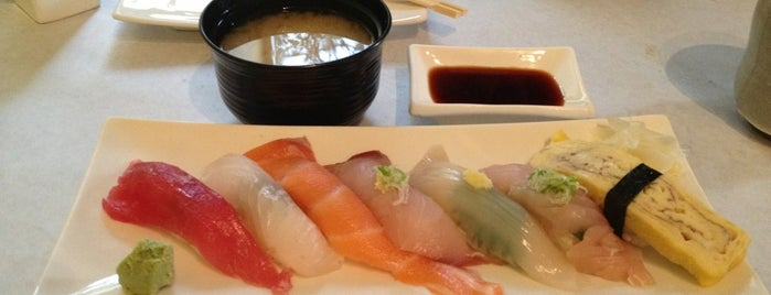 Shinobu by Maki Sushi is one of Gespeicherte Orte von Alina.