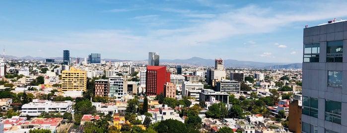 Torre Tribeca (Horizontes Chapultepec) is one of Tempat yang Disukai Sergio M. 🇲🇽🇧🇷🇱🇷.